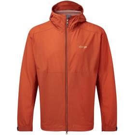 Sherpa Asaar Chaqueta de 2,5 capas Hombre, teej orange